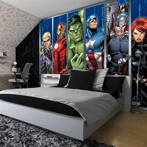 superhero wallpaper bedroom best 25 avengers boys rooms ideas on pinterest marvel