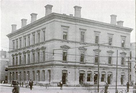 Post Office Indianapolis by File Court House And Post Office Indianapolis In 1901