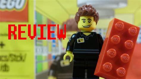 Sale Lego 5001622 Lego Store Employee lego store employee 5001622 minifigure review
