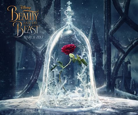 beauty and the beast beauty and the beast 2017 official teaser trailer