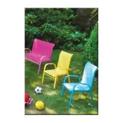 fauteuil de jardin moderne pour enfants rosace deco