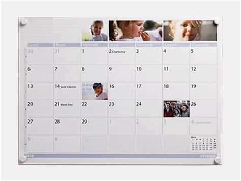 Calendrier Photobox Calendrier Photo Et Agenda Personnalis 233 2018 Photobox