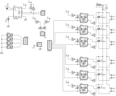 membuat jam digital dengan bascom avr membuat lu traffic light dengan avr dan bascom
