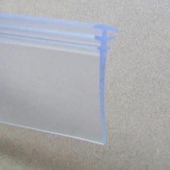T Shaped Shower Door Seal Multifit Rubber T Shaped Shower Door Seal 2 Metre 50400080 Plumbers Mate Ltd