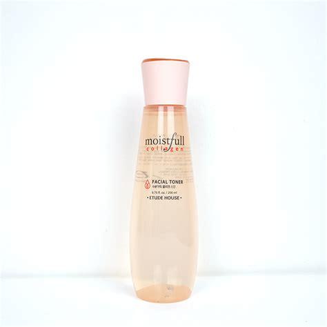 Collagen Etude etude house moistfull collagen skin review