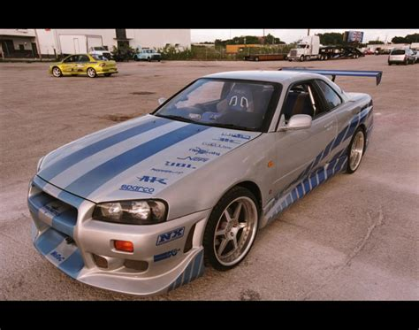 nissan skyline fast and furious 2 fast 2 furious gadget show competition prizes