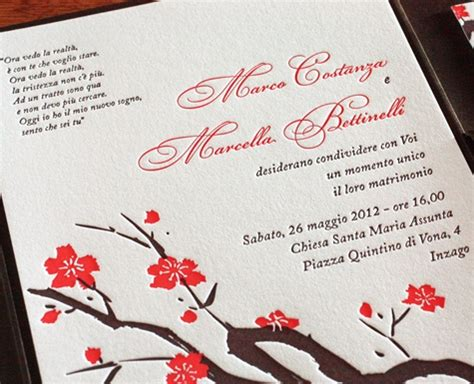Wedding Invitation In Language