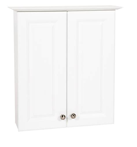 glacier bay 24 in white hton bath storage cabinet the