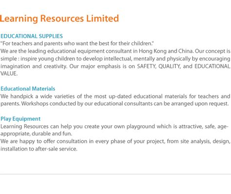 Learning The Secrets Of Resources 3 by Learning Resources