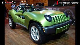 Jeep Vehicles List All Jeep Models List Of Jeep Car Models Vehicles