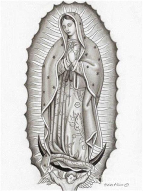 imagenes de la virgen de guadalupe originales 75 tatuajes de la virgen de guadalupe originales y muy