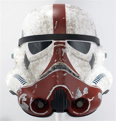 stormtrooper helmet design game efx star wars the force unleashed incinerator stormtrooper