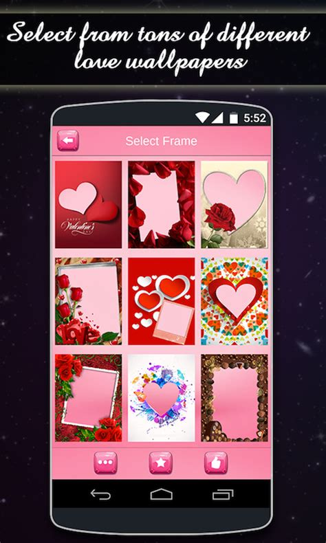 valentines app free photo frames app apk for android