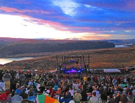 United Airlines Booking by The Gorge Amphitheatre Picture Of George Washington
