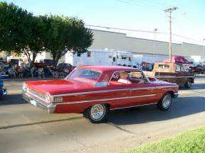63 Ford Galaxie 500 63 Ford Galaxie 500 Formal Roof With 406 V8 Flickr