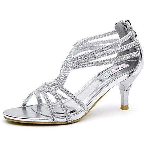 Schuhe Hochzeit Silber by Schuhe Shesole In Silber F 252 R Damen
