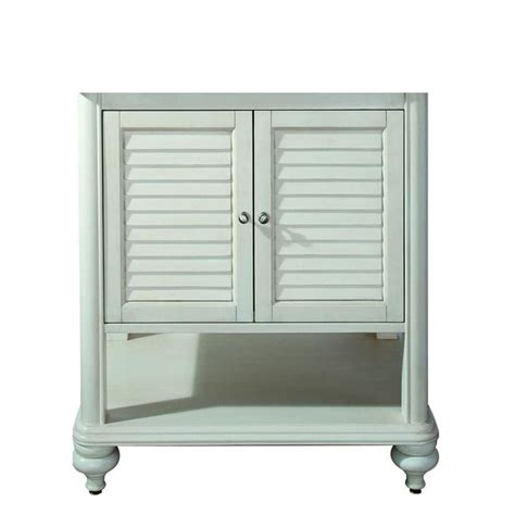 home depot bathroom vanities 30 inch avanity tropica 30 inch vanity cabinet in antique white