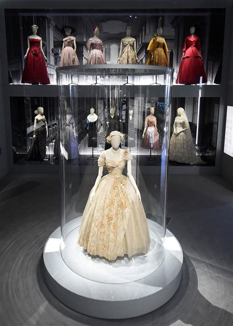 christian dior designer  dreams exhibition