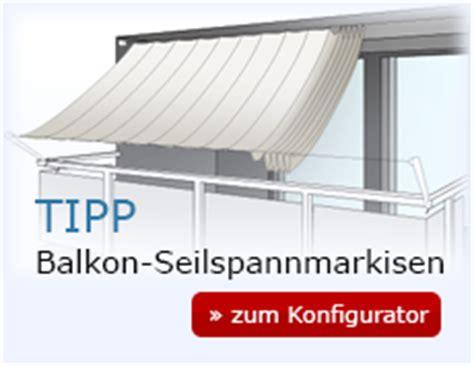 markise konfigurator balkonumrandung balkonumspannung beim raumtextilienshop