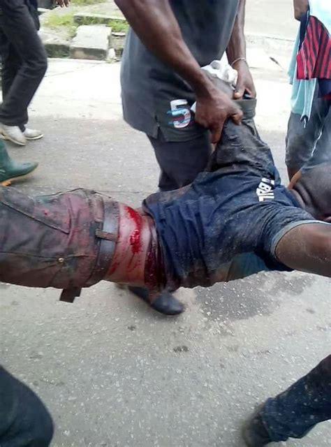 death men in nigeria breaking news massob member shot dead by nigeria soldier