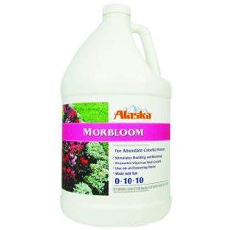alaska 1 gal 0 10 10 morbloom fertilizer 100099252 the