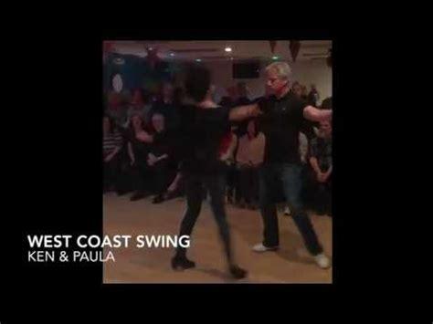west coast swing count ken kreshtool paula wilson west coast swing youtube