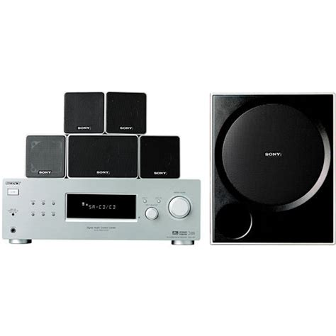sony ht ddw complete  channel home theater system
