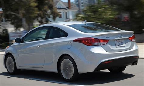 hyundai elantra white 2014 2014 hyundai elantra coupe white top auto magazine