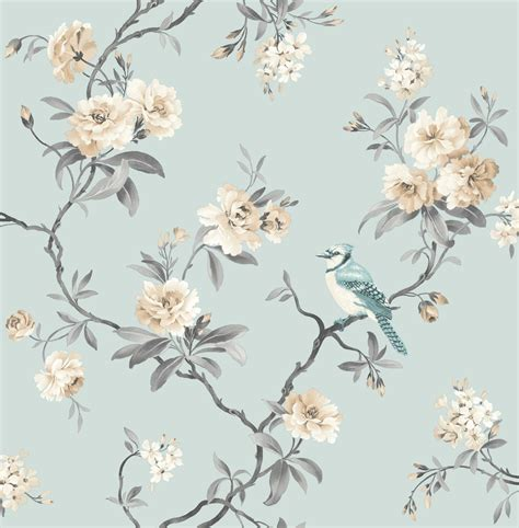 Chinoiserie Wallpaper Uk Blue | chinoiserie wallsorts