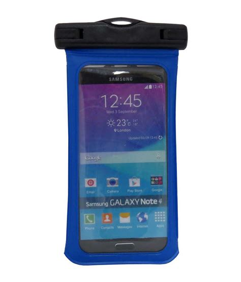 Waterproof Iphone6 Note Galaxy parallel universe waterproof pouch for samsung galaxy note 3 note 4 and apple iphone 6