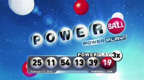 Power Bell The Winning Powerball Numbers For The 500 Million 2 11 15 Jackpot Are Wtvr