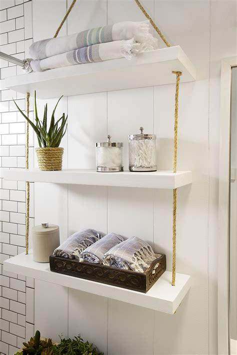 a builder grade bathroom transformation with lowe s