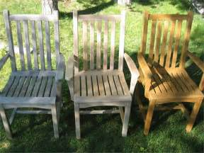 Teak Outdoor Furniture Care Teak Furniture Care And Maintenance
