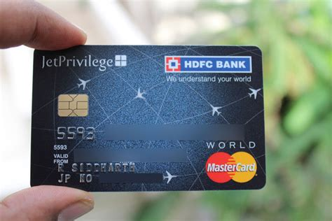 hdfc bank credit card hdfc bank jet privilege world credit card review cardexpert