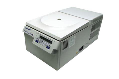 bench top centrifuge eppendorf 5417r refrigerated benchtop centrifuge ebay