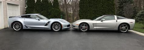 c6 vs c7 gs pics corvetteforum chevrolet corvette