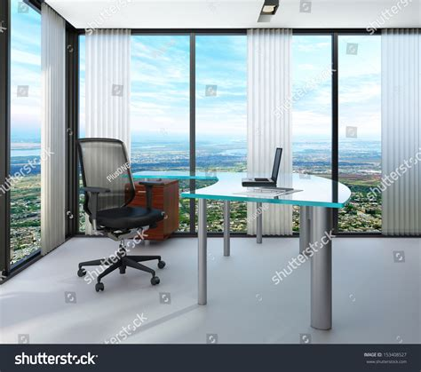 Office With Window Image Gallery Office Interior