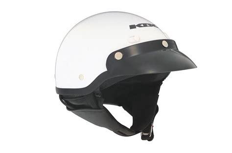 kbc motocross helmets kbc tk410 half helmet white