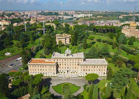 giardini a roma giardini vaticano a roma italia fotografia stock