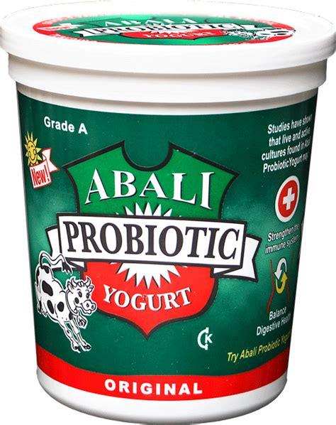 Yoghurt Probiotik 1 Liter sundairy co presents abali products