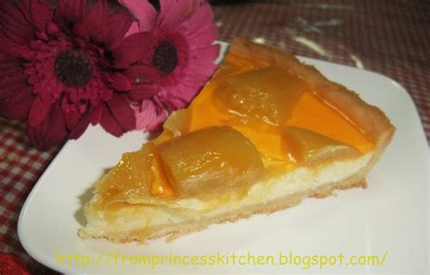 Pie Buah Diameter 22cm cooking with mango and cheese pie