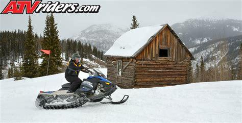 Snowmobile Cabin by San Juan Backcountry Snowmobile Tour Review