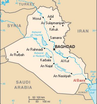 where is basra on a map file iraq map basra png