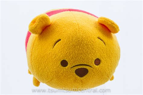 Original Boneka Disney Tsum Tsum Vinyl Pooh Goofy Perry pooh 100 acre wood friends at tsum tsum central
