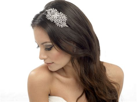 Wedding Hair Accessories Shop by Cheryl Vintage Style Bridal Headband Bd023 Bridal Hair