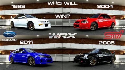 2005 subaru wrx custom 2004 subaru wrx sti image 155