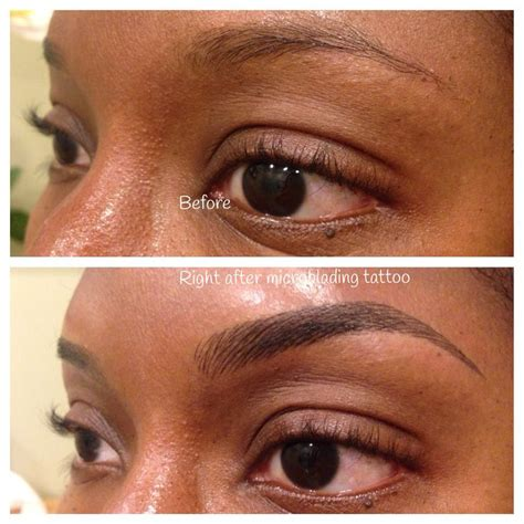 should you tattoo your eyebrows tired of filling in your eyebrows microblading anyone
