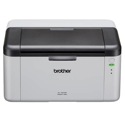 Printer Laser Bw hl 1210w monochrome laser printer usb and wireless