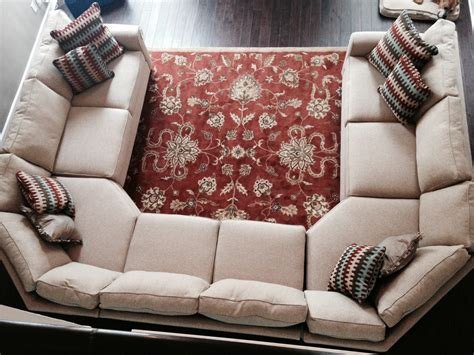 furniture comfy design  oversized couch  charming
