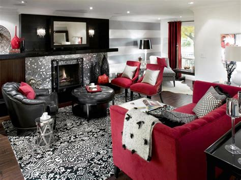 red living room accessories black white and red living room decor 1025theparty com